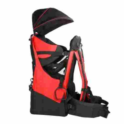 clevr cross country baby carrier for hiking sun shade