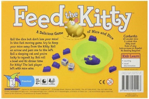 toys that start with f feed the kitty game back