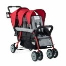 foundations trio sport triplet stroller design