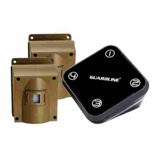 Guardline Wireless Driveway Best Pool Alarms display