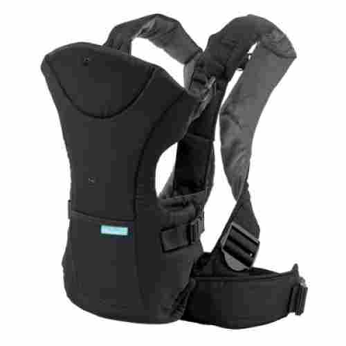 infantino flip front 2 back baby carrier black