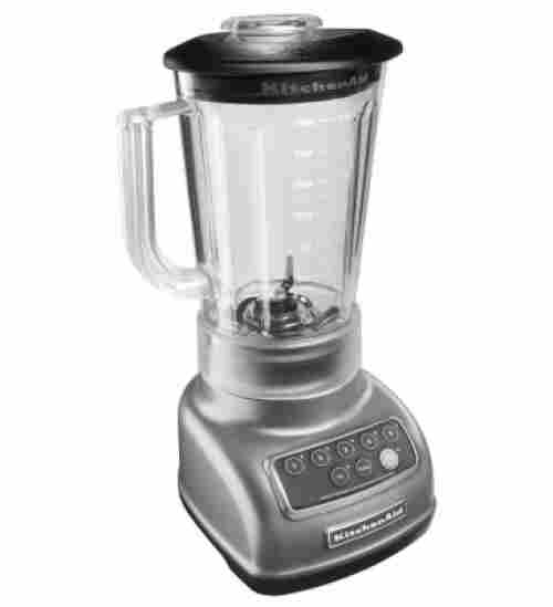 kitchenAid KSB1570SL 5-speed blender robust motor