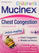 Mucinex Children's Mini Melts