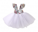 One Opening Floral Party Tutu
