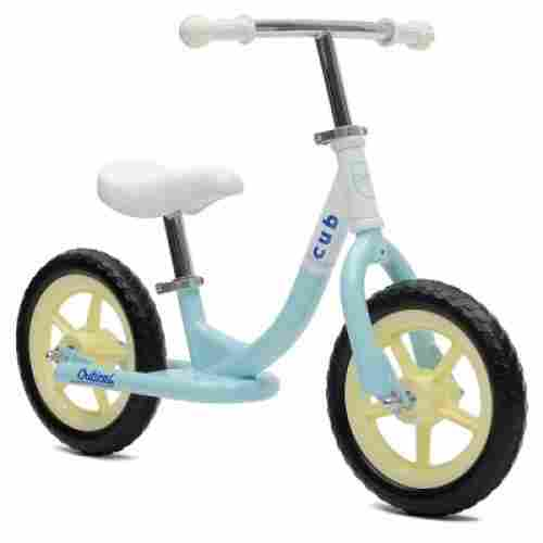 retrospec cub no pedal balance bike