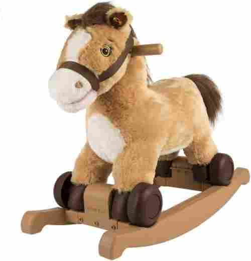 charger rocking horse 2-in-1