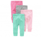 Girls' 4-Pack Pant