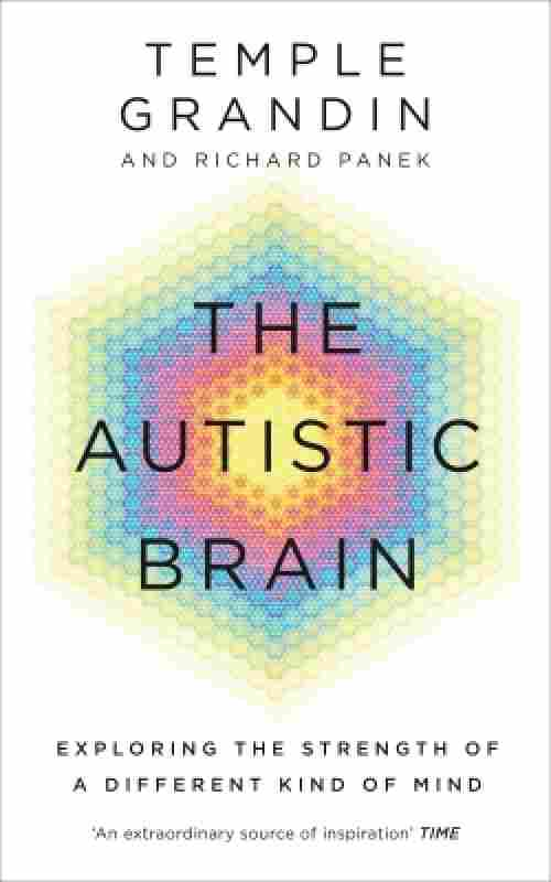 the autistic brain book cover