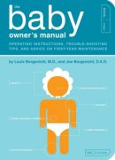 the baby owner's manual book on fatherhood cover