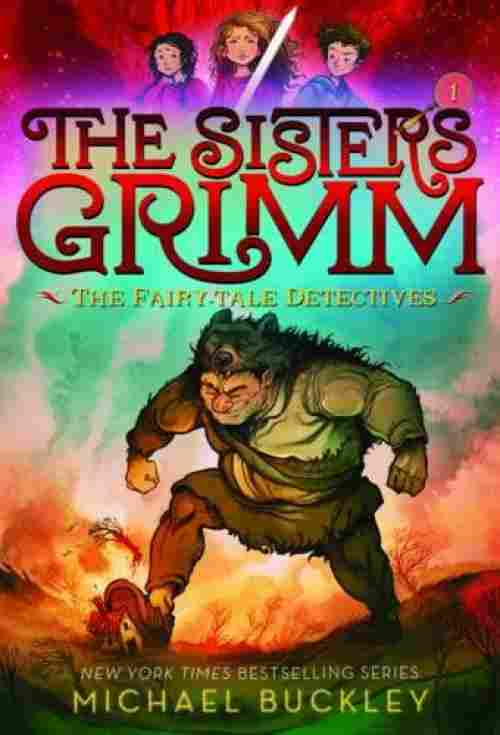 Sisters Grimm Fairy Tale Detectives