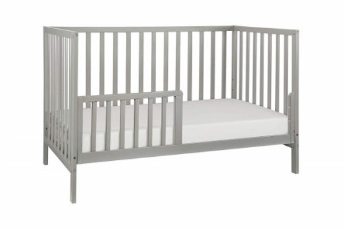 union 3-in-1 convertible crib with mattress
