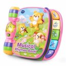 vTech musical rhymes book sensory toy for toddlers