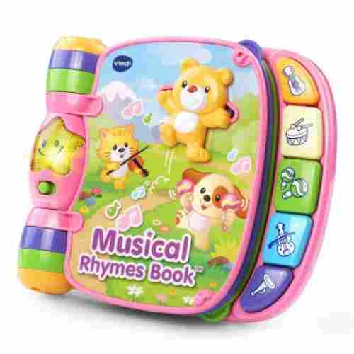 10 Month Old Toys VTech Musical Rhymes Book
