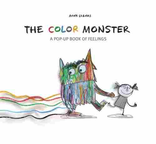 the color monster pop up book cover