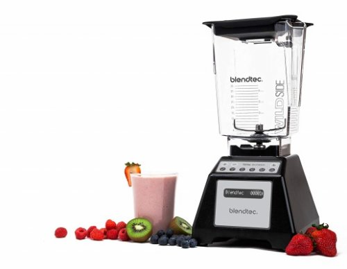 blendtec total classic blender smoothie
