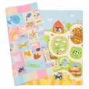 baby care large busy farm baby playmat design