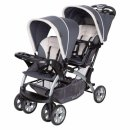 Baby Trend Easy Fold Twin Double, Magnolia