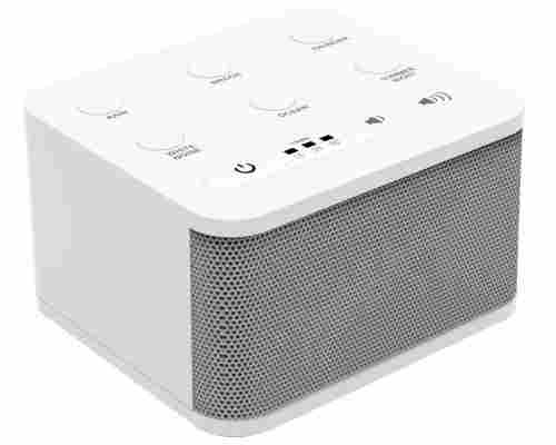 Big Red Rooster White Noise Best Sleep Sound Machines display
