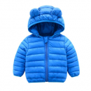 cecorc light baby coat padded