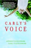 carly's voice book on autism cover