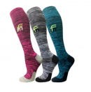 FuelMeFoot Copper pregnancy compression socks