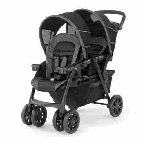 chicco stroller cortina together double