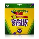 Crayola Colored 50 Count