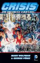 crisis on infinite earths dc comics