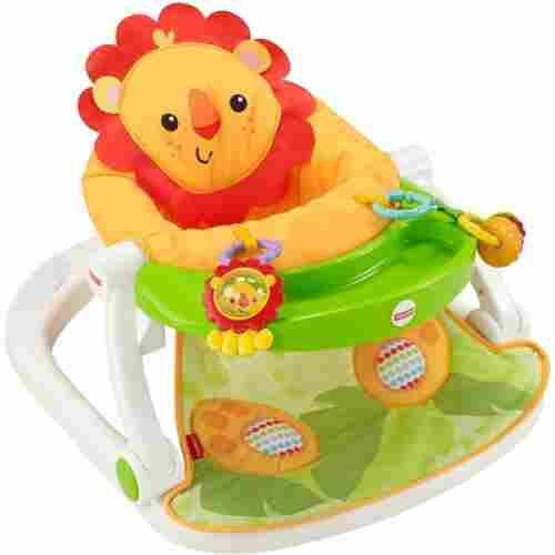 Fisher-Price Sit-Me-Up, Lion