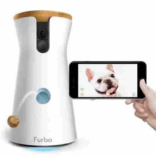 furbo pet camera white
