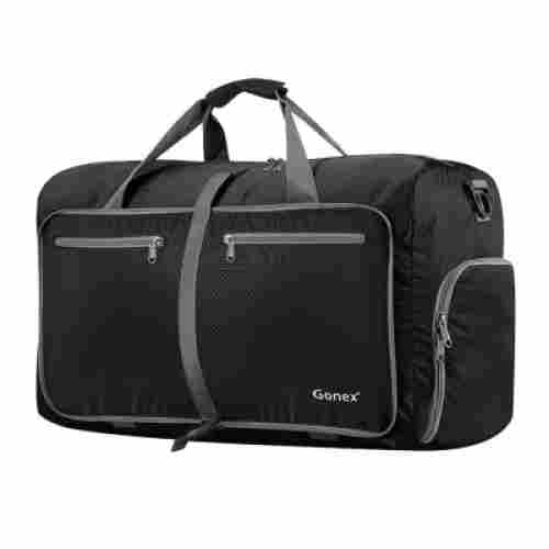 gonex 60L water repellent hospital bag black