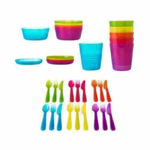 Ikea 36-Piece Assorted Colors