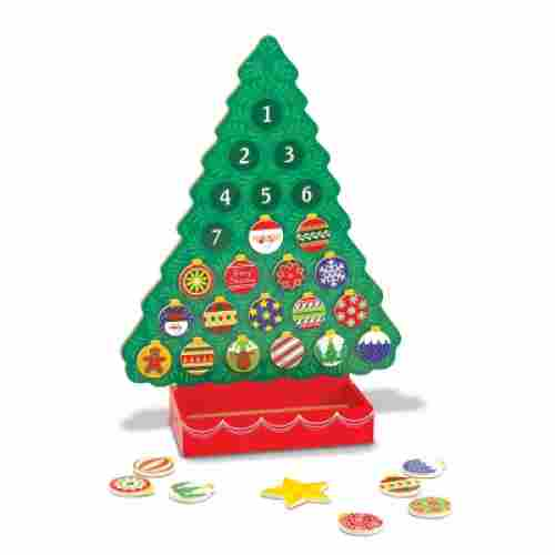 Melissa & Doug Countdown to Christmas