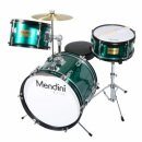 mendini cecilio 16 inch 3-piece set drum sets for kids and toddlers