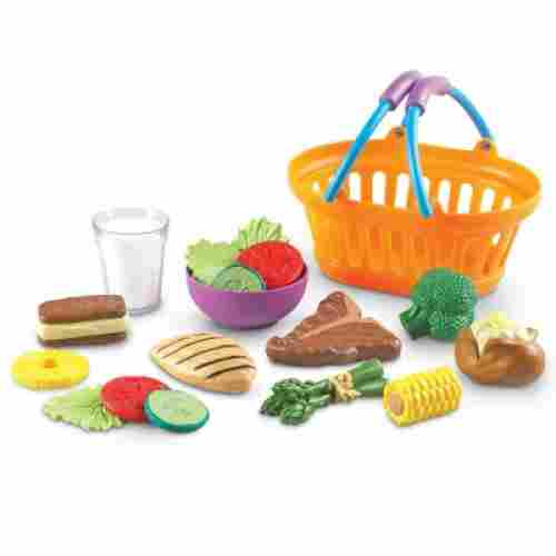 new sprouts dinner foods basket learning resources toy pieces