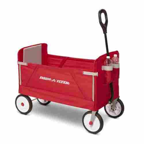 Radio Flyer 3-in-1 EZ Folding