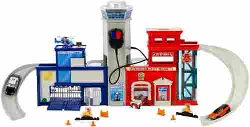 Rescue Headquarters Playset