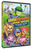 team umizoomi animal heroes nickelodeon show