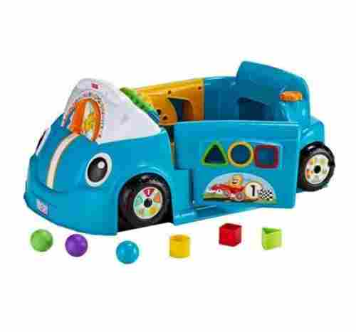 fisher-price smart stages crawl around toy car