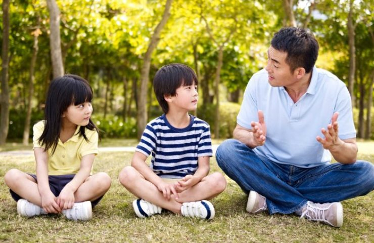 Values to Instill in Kids to Help Them Later in Life