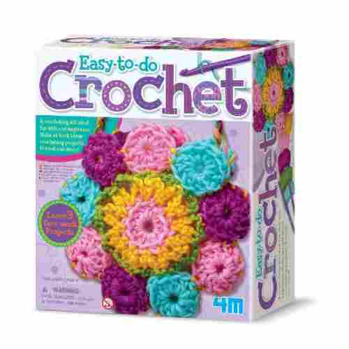 Easy-to-Do Crochet Kit