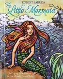 the little mermaid pop up book cover