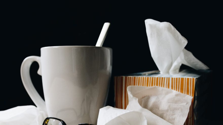 Here are the 5 foods you can consume so you can ward off the flu this autumn.
