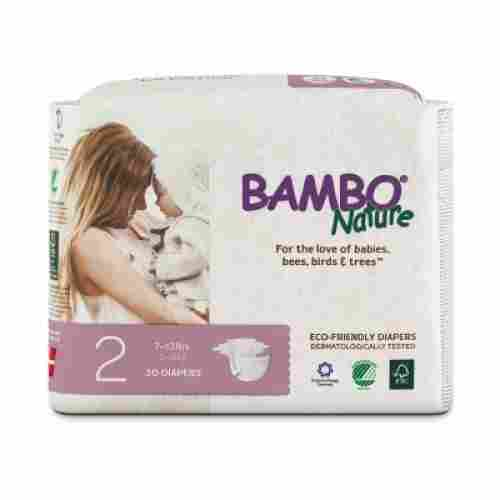 bambo nature biodegradable diapers sensitive skin