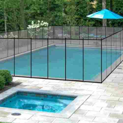 Giantex 4'X12' in-Ground Best Pool Fences pool display
