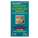 major pharmaceuticals simethicone baby gas drops pack