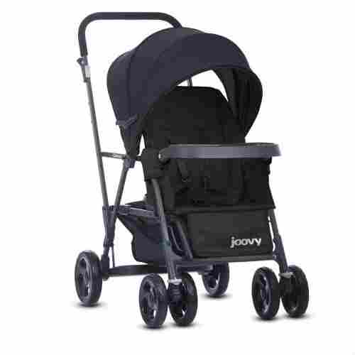 Joovy Caboose Graphite Stand-On Tandem