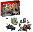 LEGO incredibles underminer bank heist package