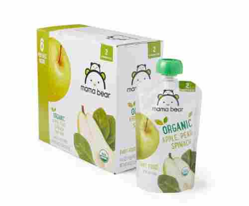 mama bear baby food pouch pack