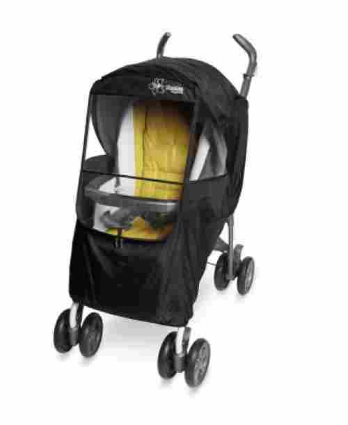 manito elegance plus stroller cover design